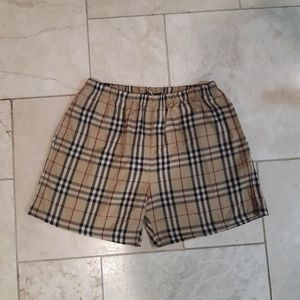 Burberrys London shorts
